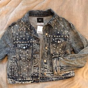 Urban Outfitters Vintage Denim Jacket (Brand New)